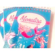 Lembrancinha Personalizada - Barbie Vida De Sereia - 30 Kits