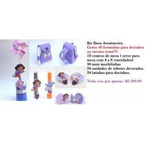 Kit Dora Aventureira 138 Unidades