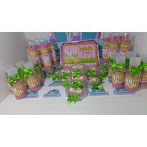 Kit Festa Infantil Personalizada Tinker Bell