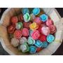 300 Mini Rosas Sabonete Lembrancinha Noivado Casamento Bodas