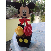 Centro Mesa Mickey E Minnie C\15