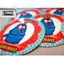 100 Toppers Personalizados Para Doces E Cupcakes + 20 Grátis