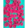 Apliques Flores Biscuit Kit 25