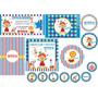 Kit Digital Adesivos E Rótulos Personalizados