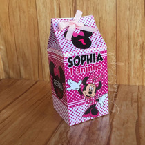 Caixinha Surpresa Caixa Leite (milk) Personalizada Gratis