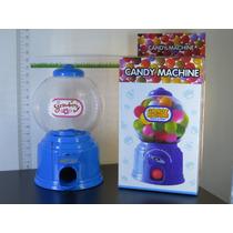 Baleiro Cofre Grande Candy Machine 14cm - 32 Unidades