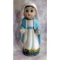 Imagem Infantil - Nossa Senhora Das Graças - Resina - 8cm