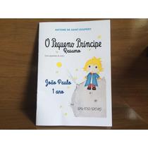 Resumo E Livro De Colorir - O Pequeno Príncipe