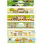 50 Rotulos Mini Guaraná Personalizado Tema Infantil