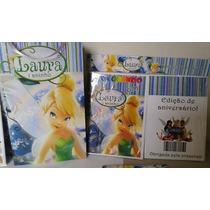 30 Sacola Papel + 30 Revista Com 12 Desenhos De Colorir