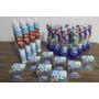 Kit 50 Tubetes +50 Bisnaguinhas +50 Caixinhas Personalizados