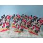 Minnie E Mickey De Mesa,personalizado,festa Infantil,mdf