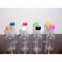 Garrafinha Plastica Pvc 50ml Para Lembrancinhas 200 Unidades