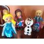 Boneca Em Eva - Turma Da Frozen