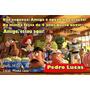 Convite De Aniversário Personalizado - Toy Story 50 Un.