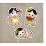 30 Recorte / Aplique Magali Baby 4cm
