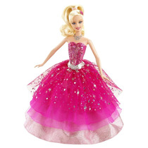 Barbie Cenario Mesa,5 Display,festa Infantil,