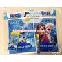 Kit De Colorir Frozen (lembrancinha Frozen)