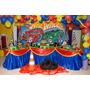 Painel Infantil Frete Grátis 1.5x2m Decoração Banner Infanti