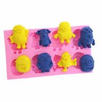 50 Minions - Mini Sabonete Artesanal -lembrancinha