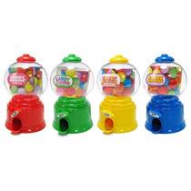 Baleiro Máquina De Bala 15cm Cofre Candy Machine- Casa Amora