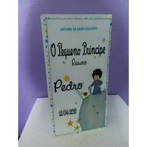 Resumo Livro Pequeno Príncipe - 25 Unidades