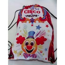 10 Mochilas Brindes Personalizadas Circo