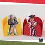 Forminhas Toy Story - Kit - Variadas - 20 Unidades