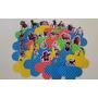 100 Forminhas Para Docinhos Toy Story