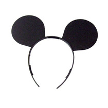 Tiara Mickey - Pacote Com 10 Unidades