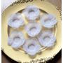 Forminhas De Doces Finos Para Festas,casamentos Branco