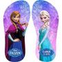 Chinelo Infantil Personalizado Frozen +embalados +qualidade
