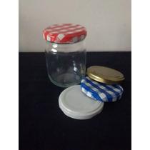 10 Potes De Vidro Liso 150ml / Lembrancinhas /geleia / Festa