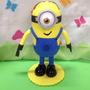 Boneco Minions Em Eva 3d