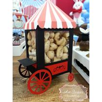 Kit Festa Infantil Circo Vintage - Lembranças Personalizadas