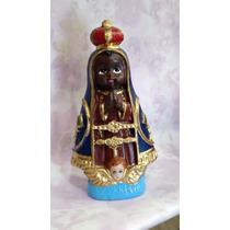 Imagem Infantil - Nossa Senhora Aparecida - Resina - 8cm