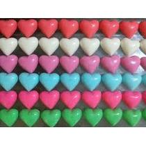 300 Mini Sabonetinhos De Coração - Sabonetes Lembrancinhas