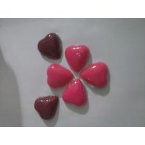 .100 Sabonetinhos De Coração - Sabonetes Lembrancinhas Mini.