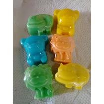 Safari - 50 Mini Sabonetes Artesanais - Lembrancinha