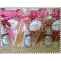 Lembrança Esmalte Personalizado Kit Com Lixinha E Palitinho