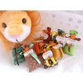 20 Lembrancinhas Nascimento Maternidade Chá Bebê Safari