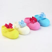 20 Lembrancinhas Sabonete Bebê Sapatinho Na Embalagem