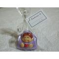 Lembrancinha Bebê Em Envelope De Biscuit Cha De Bebê Nasci