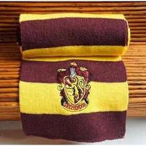 Kit Cachecol E Touca Harry Potter Grifinória Griffyndor