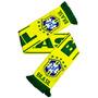 Brasil Scarf - Fan Fan Brasil Futebol Copa Do Mundo Souvenir