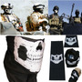 Bandana Caveira Touca Balaclava Mascara Paintball Adventure