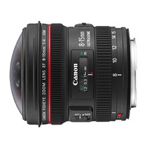 Lente Canon 8-15mm F/4 L Fisheye Usm Ef ( Olho De Peixe )