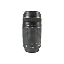 Lente Canon Ef 75-300mm F/4-5.6 Iii Usm Auto Foco Ultra Zoom