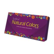 Contato Colorida Lente Natural Colors + Estojo Frete Grátis