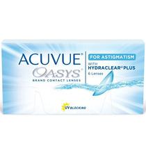 Lentes De Contato Acuvue Oasys P/ Astigmatismo - Frete Gr
